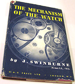 THE MECHANISM OF THE WATCH